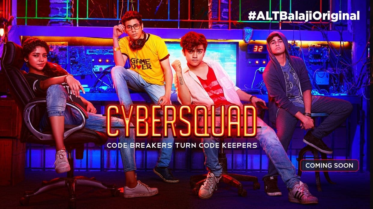 ALTBalaji Bring's India's Youngest Cyber Crime Busters