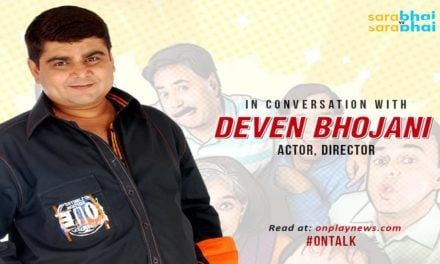 #OnTalk with Deven Bhojani