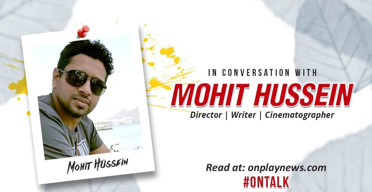 #OnTalk With Mohit Hussein-The Man behind Shitty Ideas Trending (SIT)