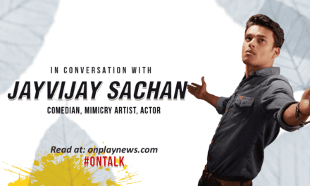 #OnTalk With Jayvijay Sachan – Impersonator of India