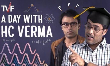 TVF Pays Tribute To Famous Physics Author: A Day With HC Verma