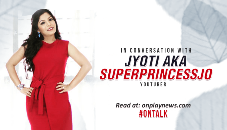 Jyoti SuperPrincessJo