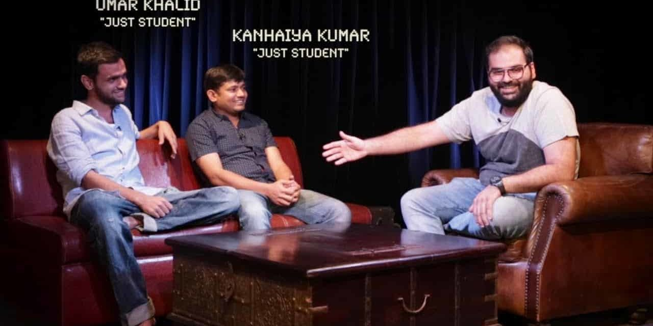 Shut Up Ya Kunal- JNU Students Special