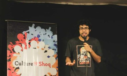 Straight out of hostel Room – Abhishek Upmanyu