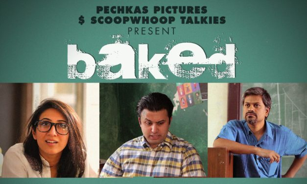 "India's best show for youth, ""BAKED"""