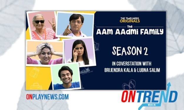#OnTrend: Timeliners family Bonanza-The Aam Aadmi Family