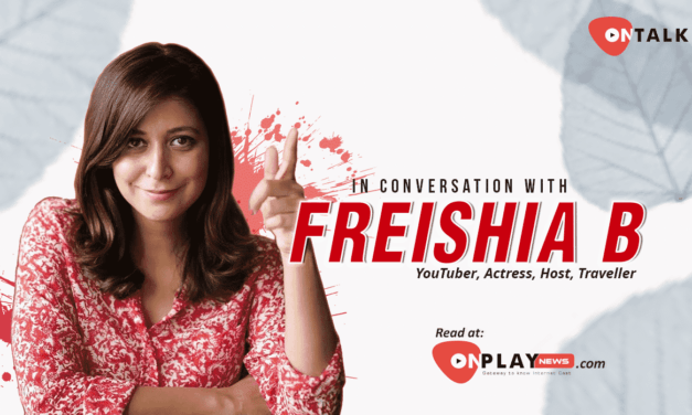 #OnTalk With Multi-Talented Youtuber: Freishia B.