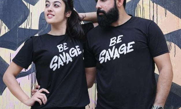 Be Savage – Rishhsome launches New Merchandise 'Be Savage'