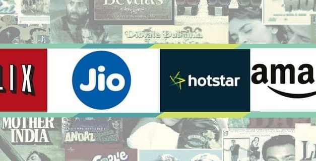 VOD News: Jio Entertainment beats Netflix and Amazon,find who's on top