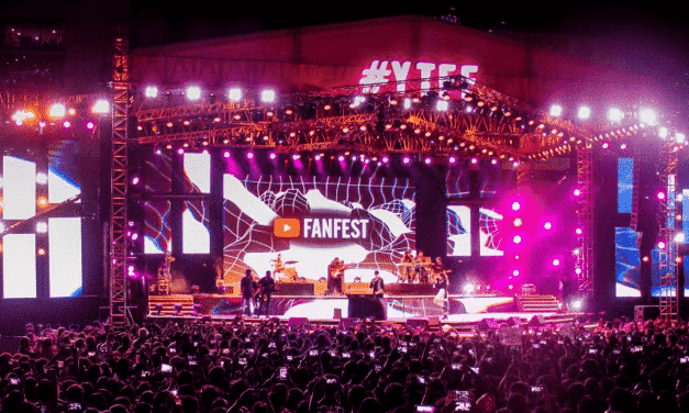 Youtube FanFest India 2018 Coming Soon!