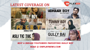 Best 6 Indian Youtubers Parodying Gully Boy 1