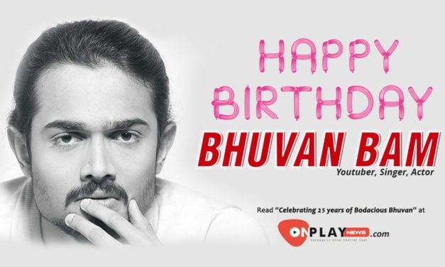 Celebrating 25 years of Bodacious Bhuvan