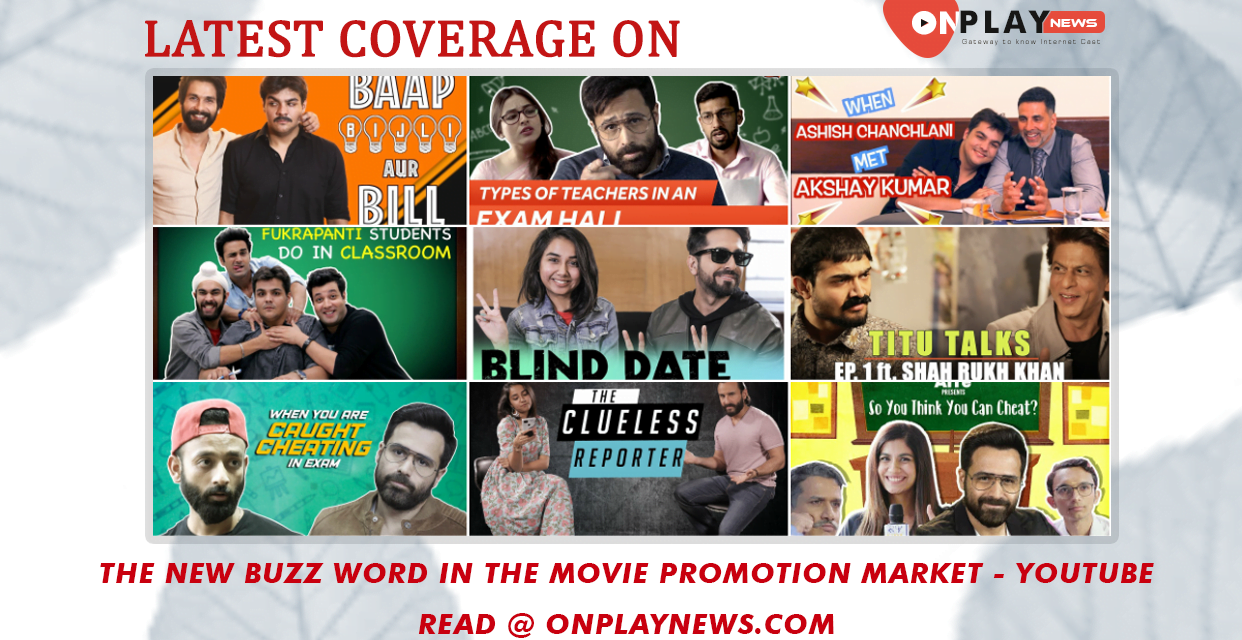 The New Buzz Word in the Movie Promotion Market – YouTube