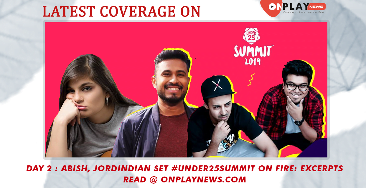 Abish, JordIndian and Sristhi Dixit set Under 25 Summit on fire: Excerpts