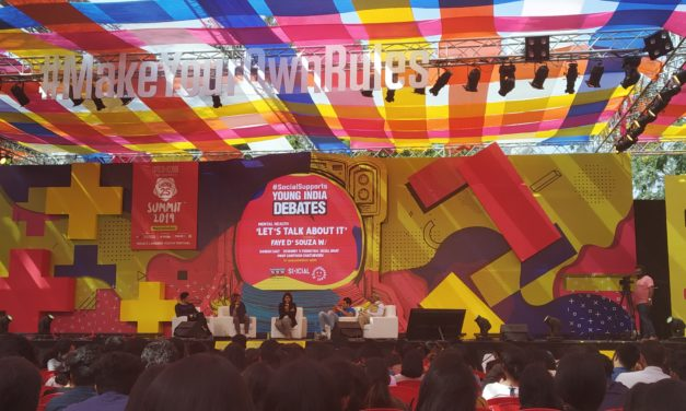 Under 25 Summit addresses the elephant in the room: Mental Health