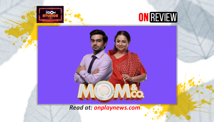 On Review Mom & Co