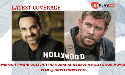 Pankaj Tripathi Goes International As He Bags A Hollywood Movie!
