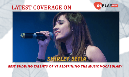 Shirley Setia : Redefining the musical chords