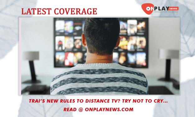 TRAI New Rules To Distance TV? Try Not To Cry