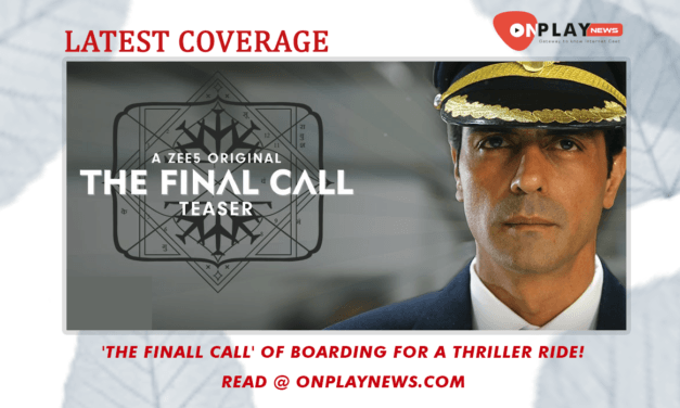'The Final Call' of boarding for a thriller ride!