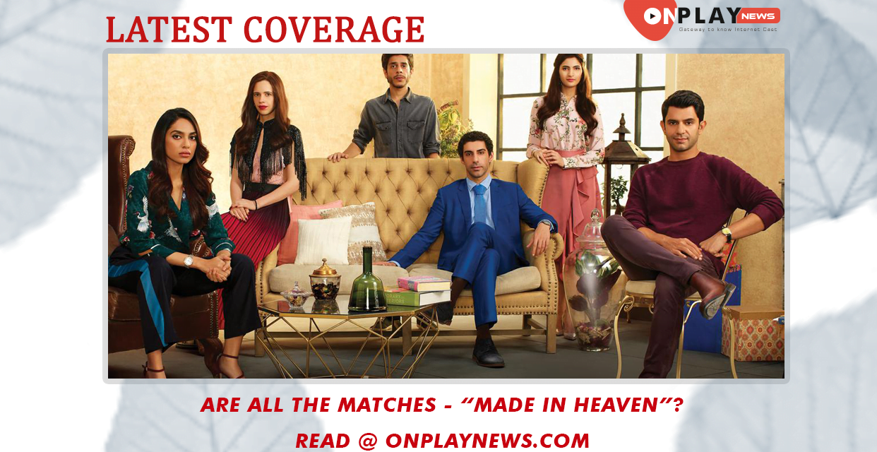 Are All The Matches – Made In Heaven?