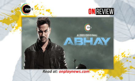 #OnReview – Abhay : The first Indian crime thrilling tale in OTT