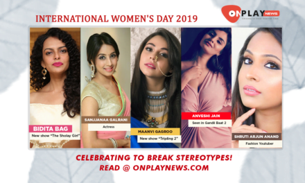 "International Women's Day 2019 ""Celebrating to Break Stereotypes!"""