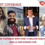 Indian YouTubers with over 10 million subscribers