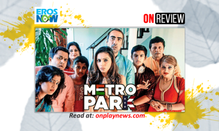 Metro Park – The Indian diaspora's mismatched lives
