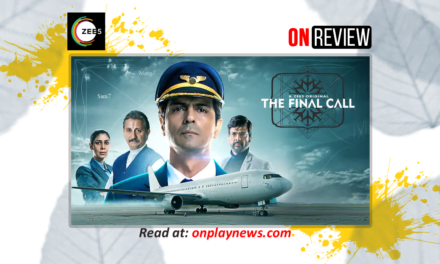 #OnReview – 'The Final Call' is gripping and engaging for most of its flight!