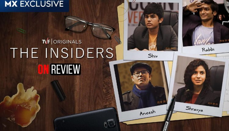 OnReview The Insiders